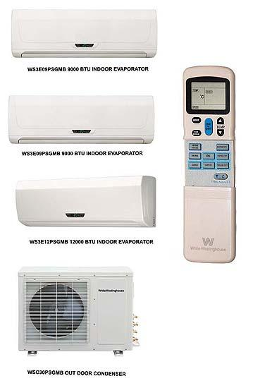 westinghouse air conditioner remote control instructions