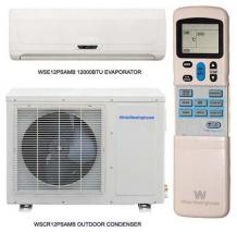 White Westinghouse WSAR12PSAMB 50Hz Split Air Conditioner FOR 220/240 VOLTS