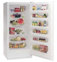 White Westinghouse MRA20V7EW Refrigerator