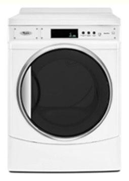 WHIRLPOOL 3LCGD9100WQ WW 6.7 Cu.ft SEMI-PRO GAS DRYER FOR 220-240 volts/ 50 hertz