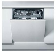 Whirlpool ADG9999 Built-In Integrated dishwasher for 220-240 volts/ 50 hertz
