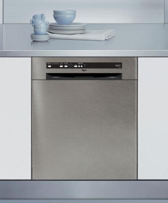 Whirlpool ADPS3540IX 6th sense Stainless Steel Dishwasher for 220 Volts