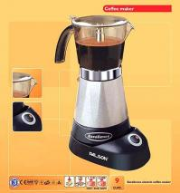 PALSON EX427W Coffee Maker for 230Volt