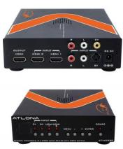 AT-HD580 PAL NTSC VIDEO CONVERTER AND HIGH DEFINITION (HDMI) SCALER