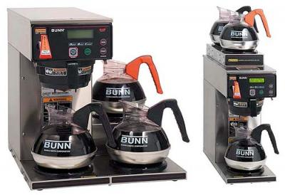 Bunn AXIOM coffee brewer