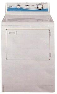 Maytag MYE3350 Oversized Capacity dryer for 220/240 Volts