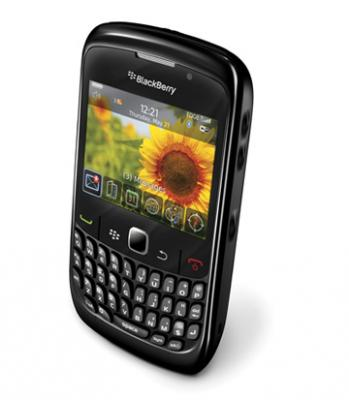 BlackBerry 8520 Curve Quadband GPS Unlocked Phone ( Gemini Black )