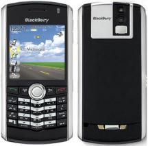 BLACKBERRY 8100 BLACK PEARL  UNLOCKED QUAD BAND MOBILE PHONE