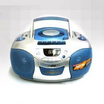 SANYO CD Stereo Radio Cassette Recorder MCD X65A