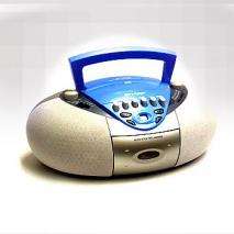 Sharp CD Stereo Radio Cassette Recorder QT CD180W(s)