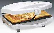 Black & Decker G605W 220 volt Sandwich Maker