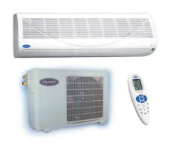 Carrier 42QG24-H/ 38QG24-H 24000 BTU Split Air Conditioner for 220 Volts Only