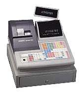 Sharp ER-A410 CASH REGISTER FOR 220 VOLTS
