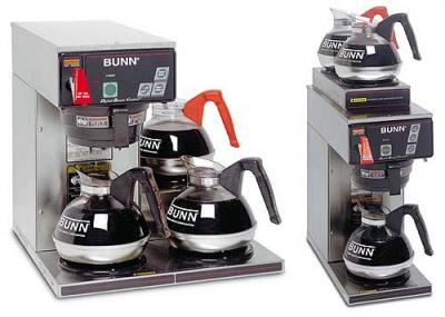 Bunn CDBCF coffee brewer