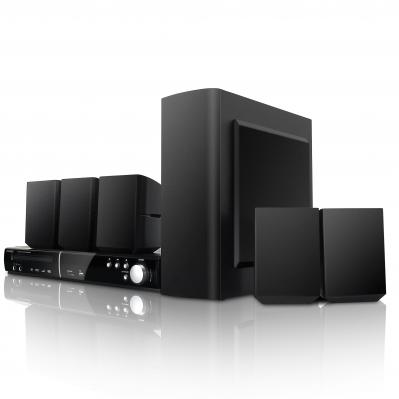 Coby DVD938 5.1-Channel DVD Home Theater System FOR 110 VOLT