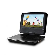 Coby TF-DVD7379  region free portable DVD player for 110-240 Volts