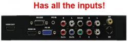 ComWorld CST-79 Professional Pal to NTSC Video Converter