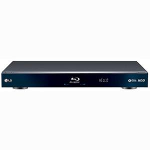 LG BD-590 Network Blu-ray Disc Player with Media Library  Factory Refurbished (FOR USA)