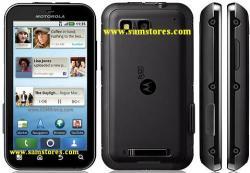MOTOROLA DEFY MB525 QUAD BAND ANDROID 3G HSDPA 5MP BLUETOOTH UNLOCKED GSM MOBILE PHONE