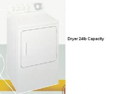 GE DISR473DG WW AMERICAN STYLE Dryer for 220/240 volts
