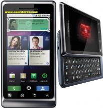MOTOROLA MILESTONE 2 DROID 2 QUAD BAND ANDROID 3G HSDPA 5MP BLUETOOTH UNLOCKED GSM MOBILE PHONE