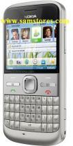 Nokia E5 White Unlocked Quad Band GSM Smartphone