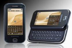 Samsung F700 Unlocked Triband Blue 3G HSDPA Touchscreen Phone