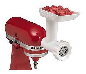 KitchenAid FGA Grinder Stand Mixer Attachment