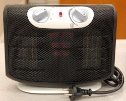 Bionaire BCH4267 heater 220Volt, 50Hz