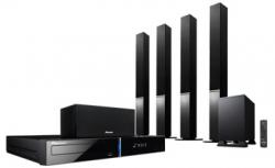 Pioneer HTZ-202 Multi region Home Theater System for 110-240 Volts