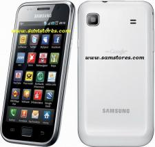 SAMSUNG i9000 GALAXY S WHITE 8GB QUAD BAND 3G HSDPA WIFI ANDROID 5MP CAMERA UNLOCKED GSM MOBILE PHONE