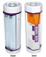Multistar EXIT MCB201LR SMALL HEADS RED LED LAMP EXIT 110-240 Volt/ 50-60 Hz