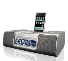 ihome IP9 Clock Radio & Audio System for iPhone & iPod
