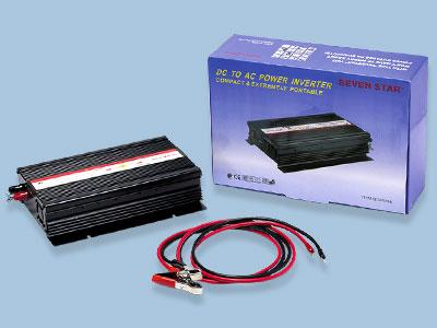 Seven Star PI-600 600 Watt DC to AC Power Inverter