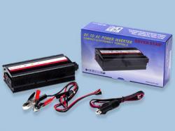 Seven Star PI-300 300/1000 Watt DC to AC Power Inverter