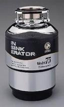 IN-SINK-ERATOR .75 HP MODEL75 GARBAGE DISPOSAL FOR 220 VOLTS