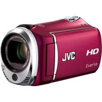 JVC Everio GZ-HM330 HD Memory PAL Camcorder (RED)
