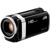 JVC GZ-HM650 HD Everio PAL Camcorder (Black)
