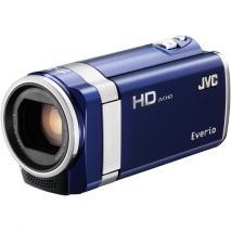 JVC GZ-HM650 HD Everio PAL Camcorder (Blue)