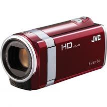 JVC GZ-HM650 PAL Camcorder (Red)
