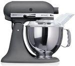 KitchenAid 5KSM150PSEGR Artisan (GREY) FOR 220 VOLTS