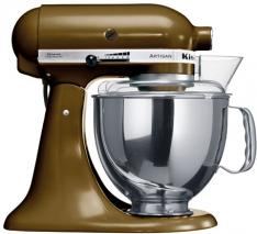 KITCHENAID 5KSM150PSEBR ARTISAN (BRONZE PEARL) FOR 220 VOLTS