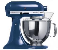 KitchenAid 5KSM150PSEBW Artisan (BLUE WILLOW) FOR 220 VOLTS