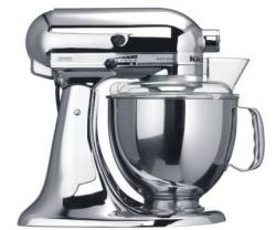 KitchenAid 5KSM150PSECR Artisan Stand Mixer (Chrome)