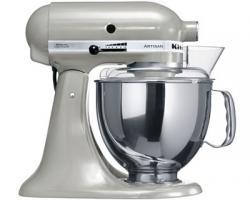 KitchenAid 5KSM150PSEMC Artisan (METALLIC CHROME) FOR 220 VOLTS