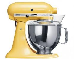 KitchenAid 5KSM150PSEMY Artisan (MAJESTIC YELLOW) FOR 220 VOLTS