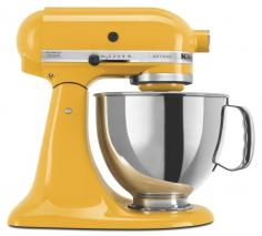 KITCHENAID 5KSM150PSEYP ARTISAN (yellow pepper) FOR 220 VOLTS