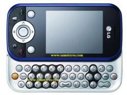 LG KS365 Full Keyboard 2MP Unlocked Triband Phone