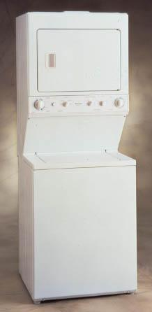 Frigidaire Fex831cs Stacked Washer Amp Dryer 220 Volts 220v