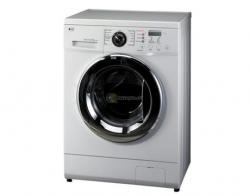 LG F1422TD 8.0KG WHITE DIRECT DRIVE WASHER FOR 220 VOLTS